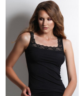 CASUAL LACE BLACK