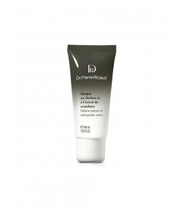 CHARCOAL MASK WITH SKULLCAP EXTRACT 40 ML
