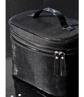 COSMETIC BAG BLACK