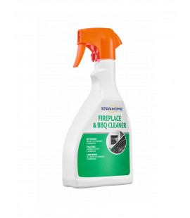 FIREPLACE CLEANER & BBQ 500 ML