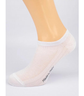 PIQUET SOCKS WHITE