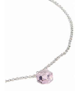 SWAROVSKI NECKLACE PINK